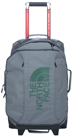"The North Face Rolling Thunder 22"" Trolley zinc grey/duck green"